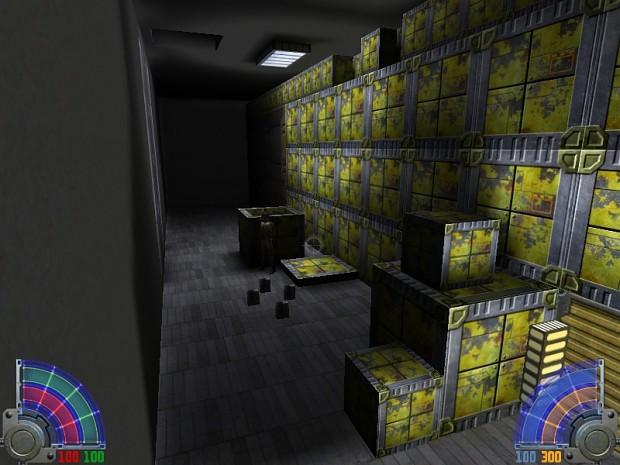Screenshot of imperial warehouse alpha