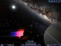 Saturn sector, Sol system