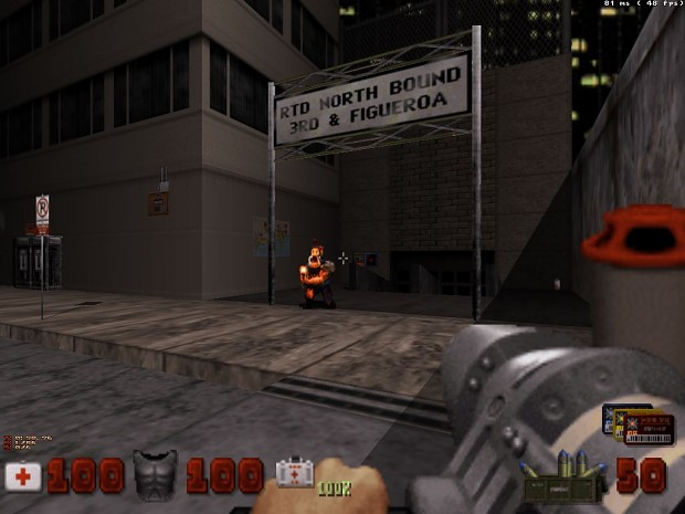 Metropolitan Mayhem screenshot gallery
