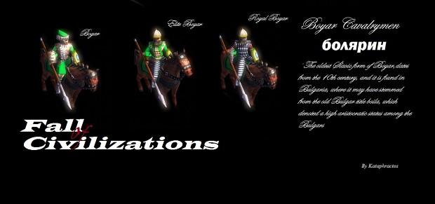 Bulgarian Boyar cavalry