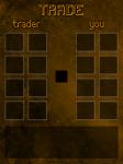 Trade menu concept