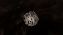Esseles-Class Space Station