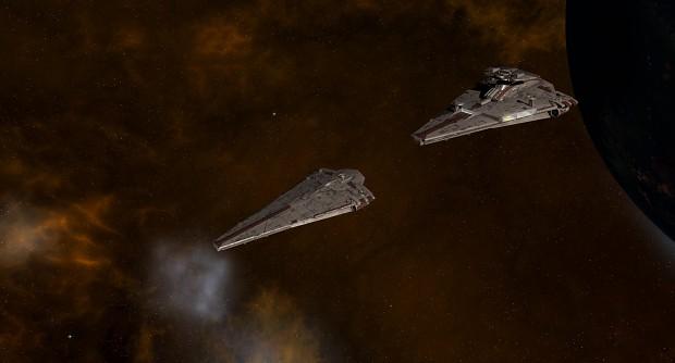 Redone Nebula & Endurance