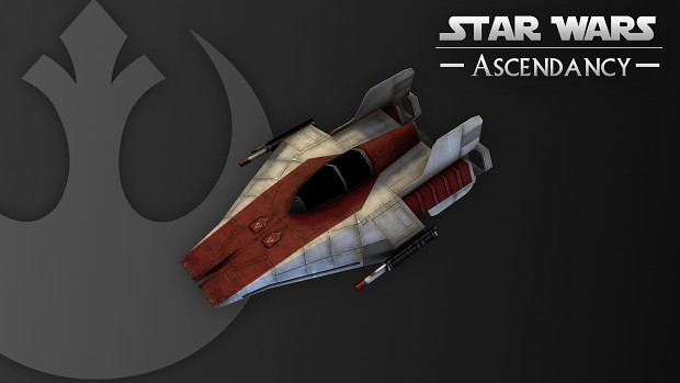 A-Wing Render