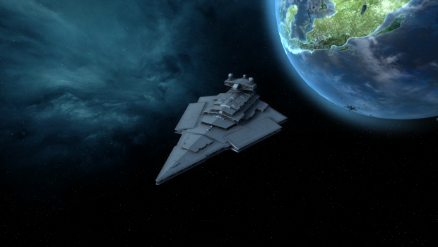 Victory Star Destroyer