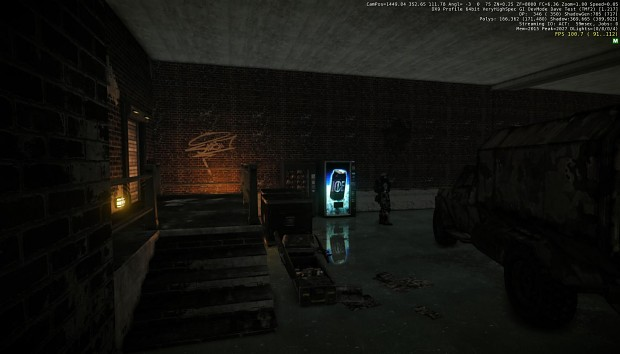 Garage Section WIP