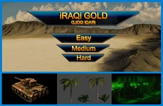Iraqi Gold Menu