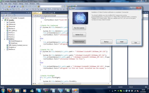 Dat code!
