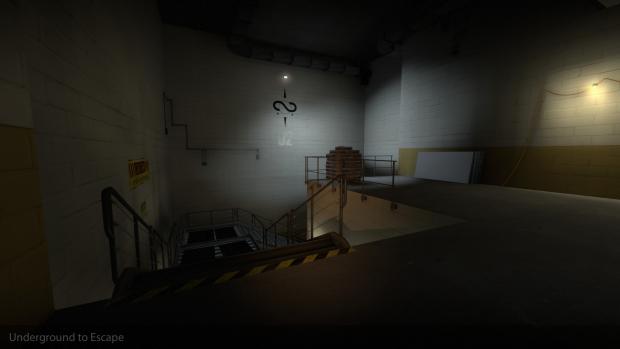 Underground to Escape - Indev