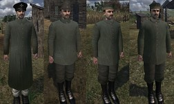 German Uniforms in game