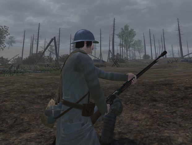 French Rifle Grenadier