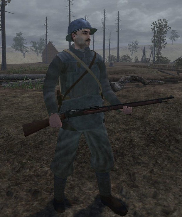New French Sentry Class