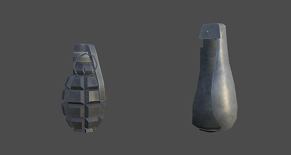 French Grenades