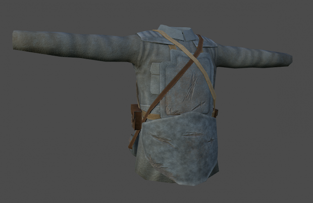 French Sentry Uniform & Armor