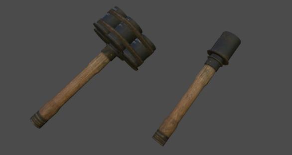 German Grenades