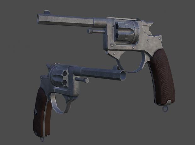 Modèle 1892 Revolver