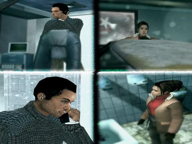 Lucas and Carla - Screenshots
