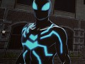 Amazing Spider-Man's Tron Suit
