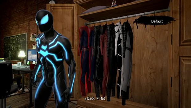 Скачать Моды На Amazing Spider Man - фото 3