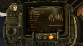 Old World Radio (in pip-boy)