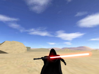 Episode I Duel On Tatooine Outskirts