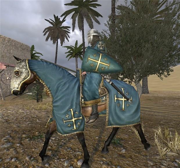 Jerusalem knight