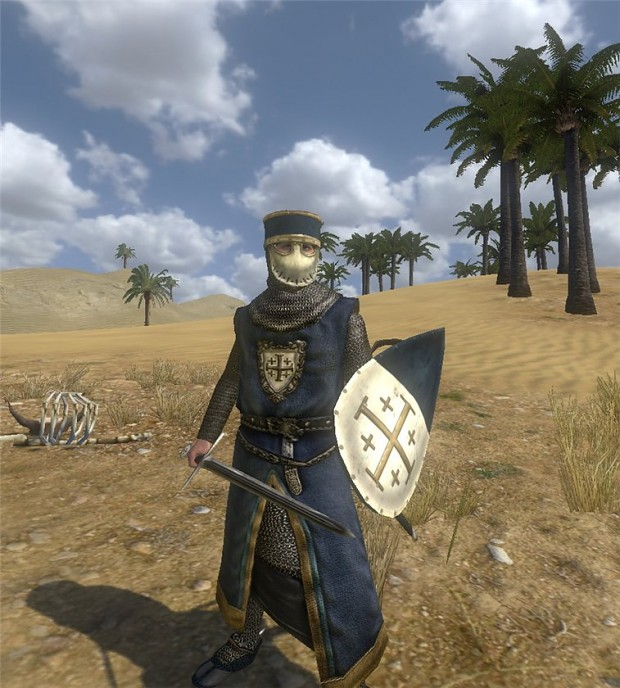 Crusader - Sacra Regna mod for Mount & Blade Warband - Mod DB