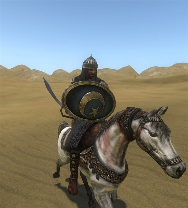 saracen warrior
