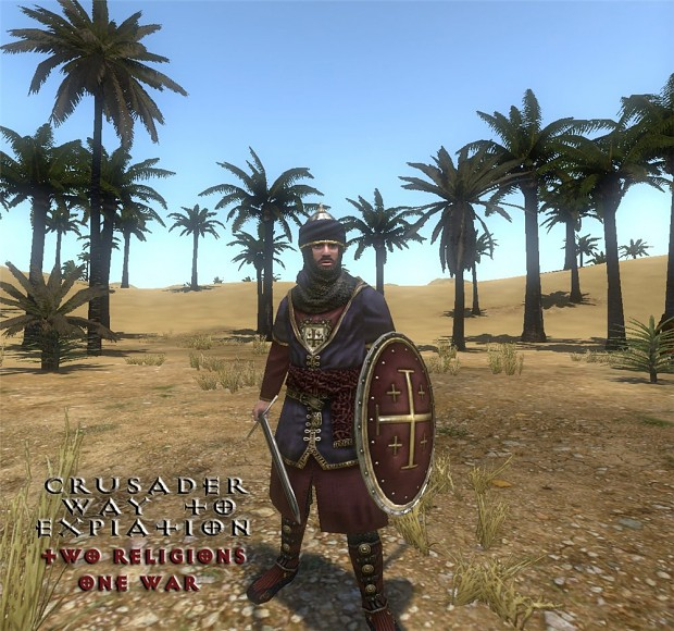 elite arabian guard of the Jerusalem kingdom