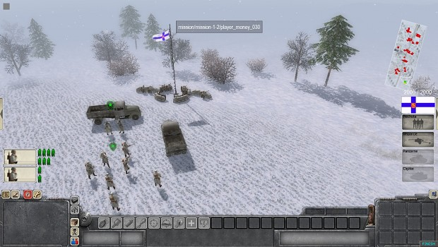 Skirmish mission