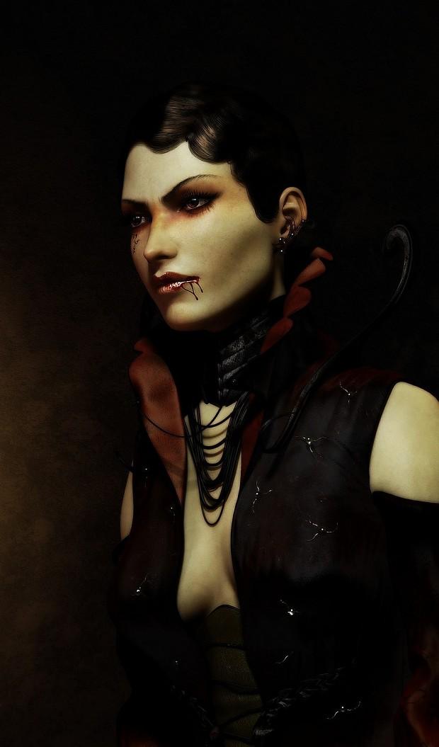 Vampire Lucia
