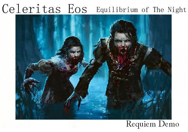 Celeritas Eos ~ Requiem
