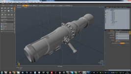 RPG - High Poly Model