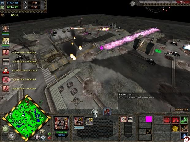DoC Gameplay circa 2013