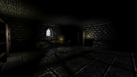 Silent Hallways - Castle