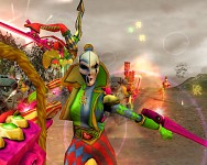 The Dance Macabre - Harlequins Mod for Soulstorm