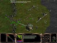 Gazers attacking a neutral Lair