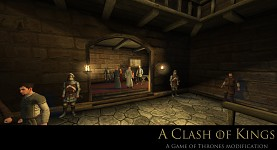 Tywin Lannisters chambers