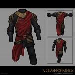 Tywins armor, second version