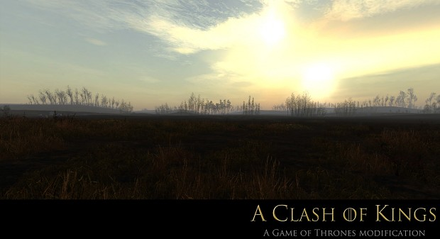 Clash of kings game of thrones mod for mount amp blade warband mod
