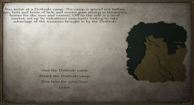 Dothraki template