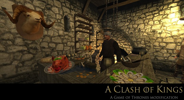 mount and blade how to hold a feast
