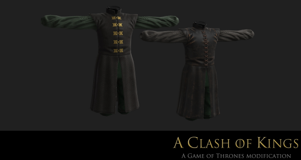 Loras Tunic by Docm30