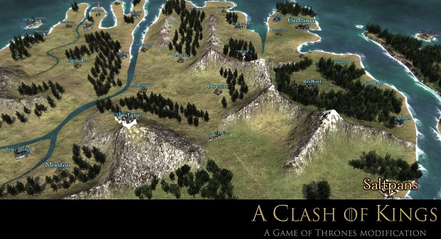 Worlds warriors and weapons news a clash of kings game of world map gumiabroncs Choice Image