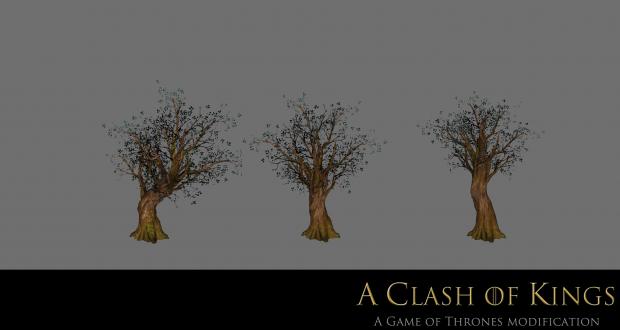 acok new trees