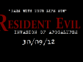 Resident Evil: Invasion of Apocalypse