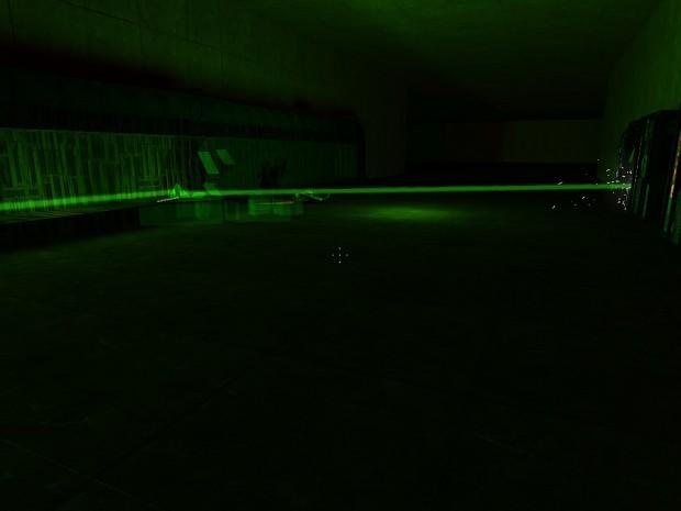 yup a laser