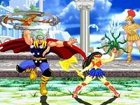 DC vs Marvel screens