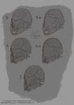 Nod Helmet Sketches