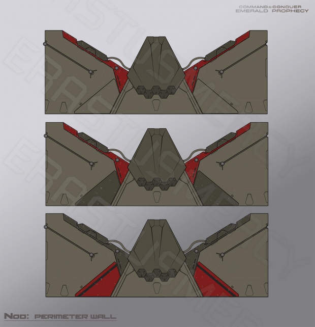Nod: Wall Concept 2